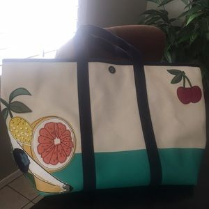 Super large Tory Burch Tote
